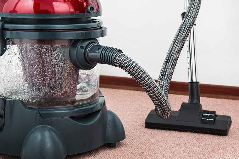 appliance carpet chores device